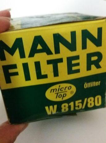 Продам масляный фильтр Mann W 815/80 (Германия)