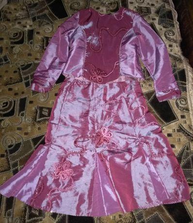 Нарядний костюм, платье