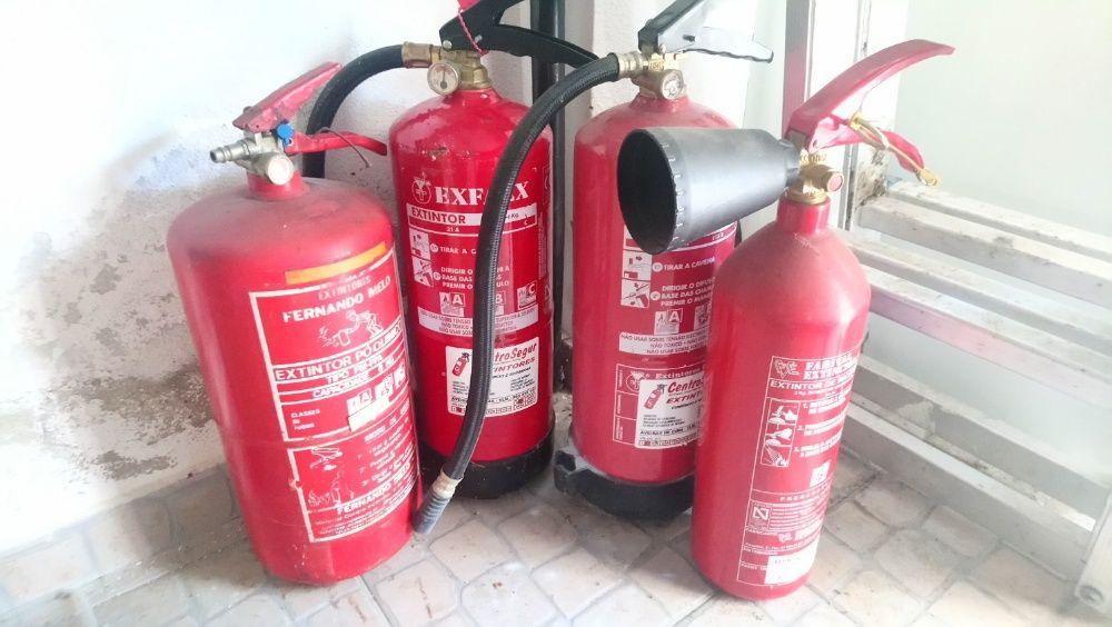 Extintores de Incêndio Fernão Ferro - imagem 1