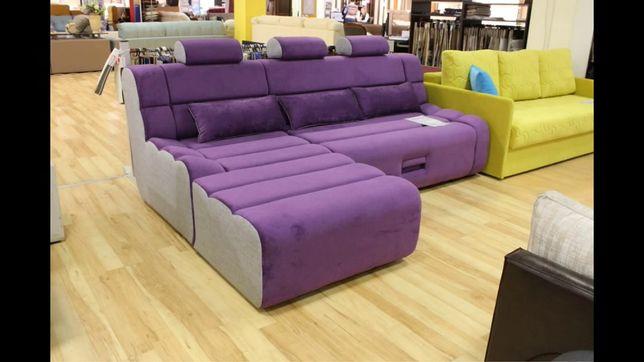 Ремонт, перетяжка диванов и другой мягкой мебели
