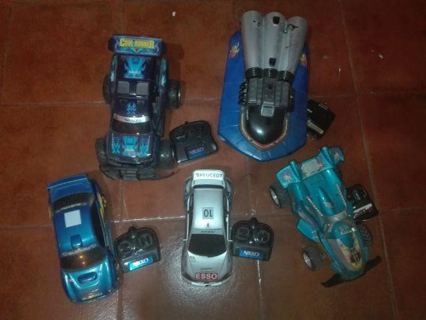 Pack Carros telecomandados Nikko