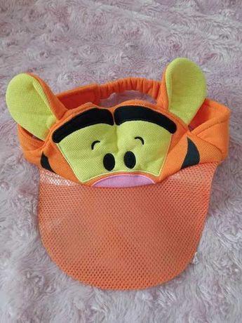 Daszek czapka Kubuś Puchatek Tygrys Disney