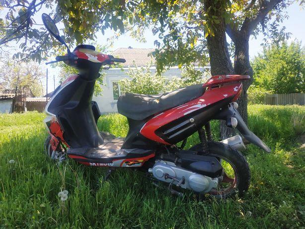 Продам скутер!!!