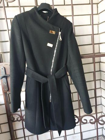 Кашемировое пальто,размер 42-44
