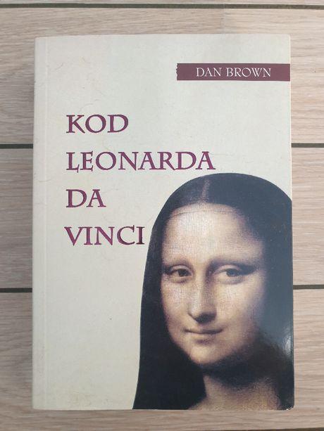 Kod Leonarda da Vinci książka Dan Brown