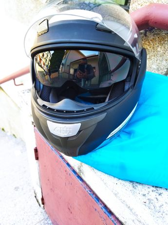 capacete modular Givi hps x.08