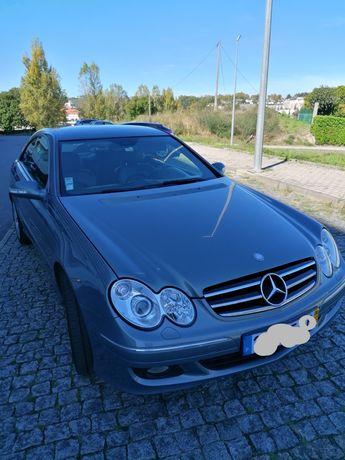 Mercedes-Benz CLK 220 Avantgarde