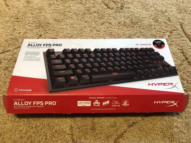HyperX Alloy FPS Pro Cherry MX Red