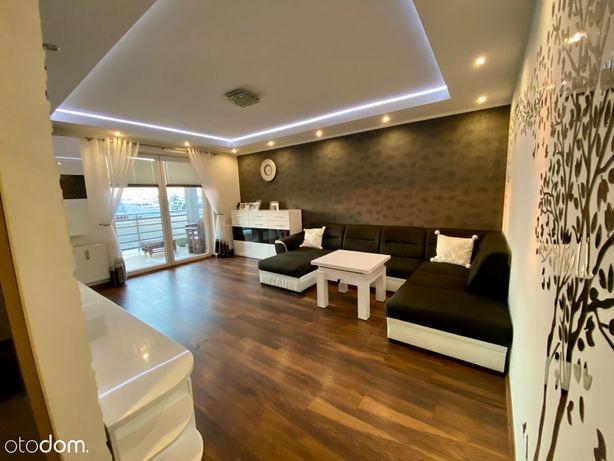Wykończone mieszkanie, wysoki standard, dwa garaże