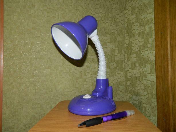 Настольная лампа  Лампа светильник для уроков/Лампа на письменный стол