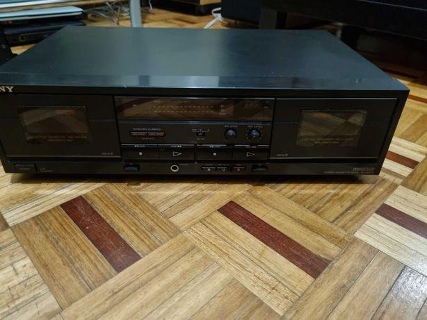 Deck cassetes sony