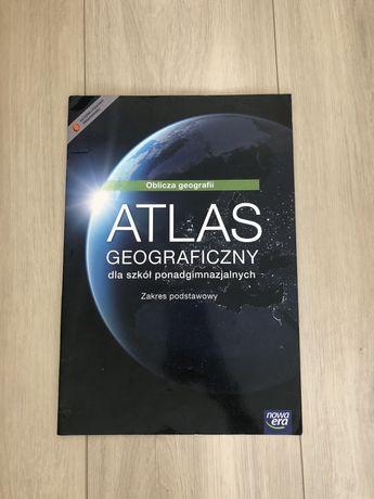 Oblicza geografii Atlas geograficzny