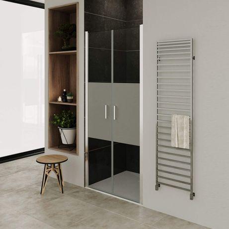 Porta de duche - NM, 180 cm (Meio Fosco)