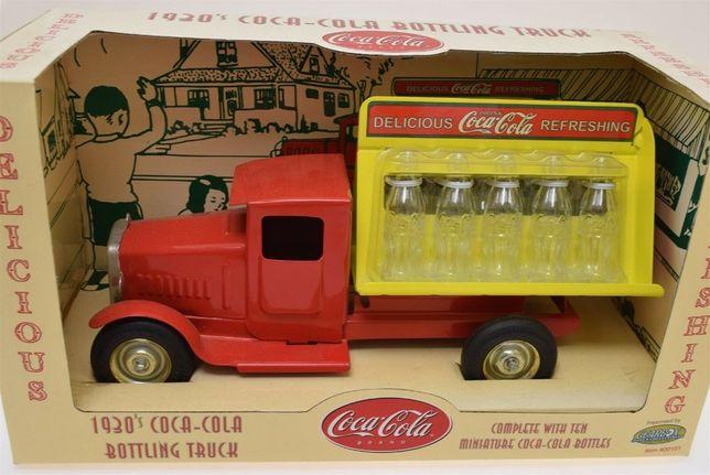 Miniatura camião Coca-Cola