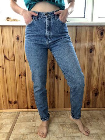 Мом джинсы классика винтаж