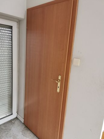 Drzwi wewnętrzne lewe Porta buk 80cm