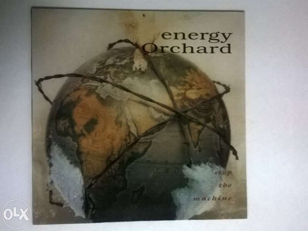 Energy Orchard - Stop The Machine (VINIL)