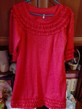 Платье XL в идеальном состоянии