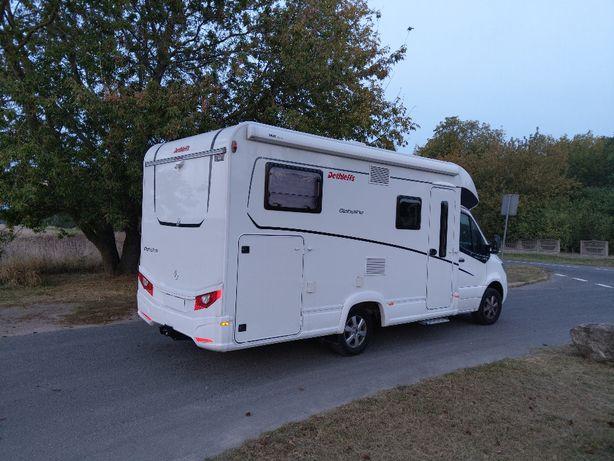 Hak holowniczy Camper Mercedes Sprinter W906 , W907