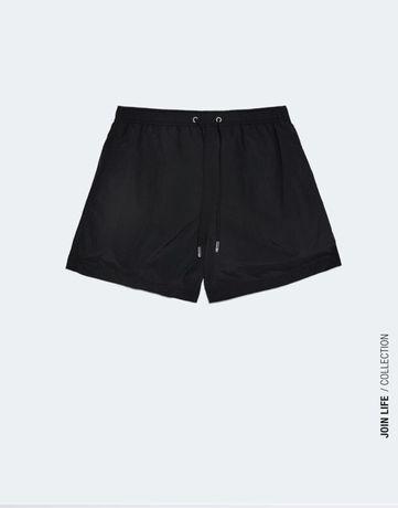 Плаватильные шорты, мужские , ZARA, L