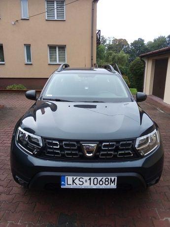 Śliczna Dacia DUSTER 1.6 + opony zimowe nokian
