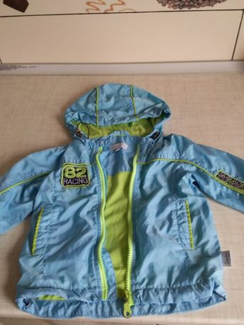 Куртка ветровка для мальчика Garden Baby 9 - 12 - 15 мес