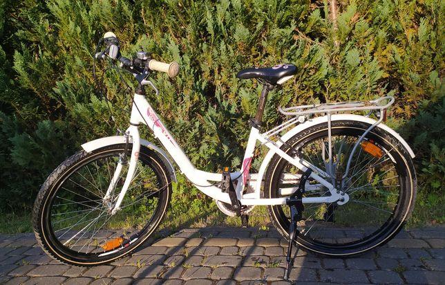 Rower dziewczęcy 24