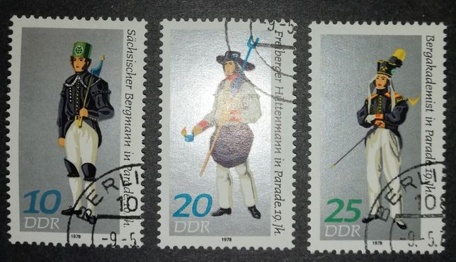 Niemcy DDR znaczek / znaczki
