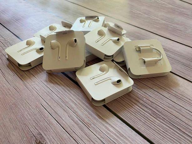 Оригинальные наушники Apple Earpods Lighting
