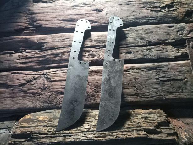 Кованая заготовка для ножа