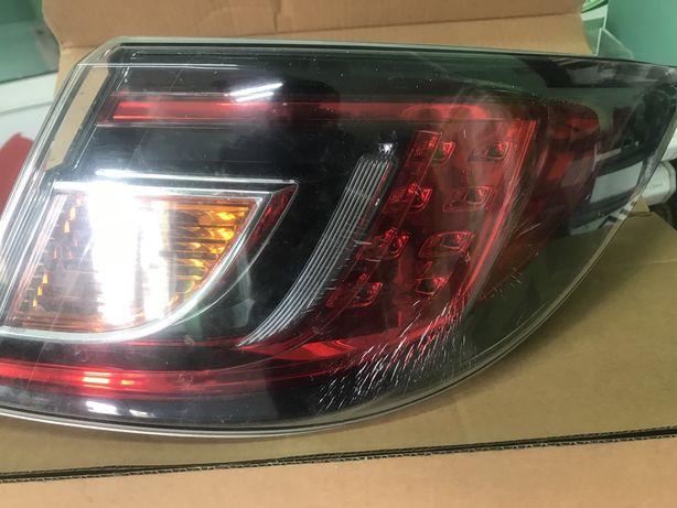 Mazda 6 GH, Мазда 6