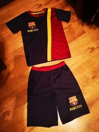 Koszulka i spodenki FCB