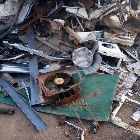 Сдать металлолом. Чистка и уборка территории / гараж / помещения и др.