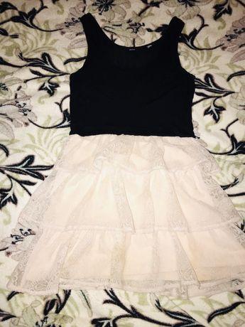 Коротенькое платье на девочку