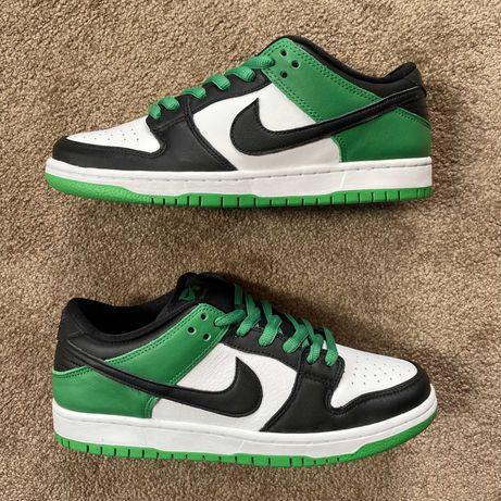 Nike SB Dunk Low Classic Green 42.5/44