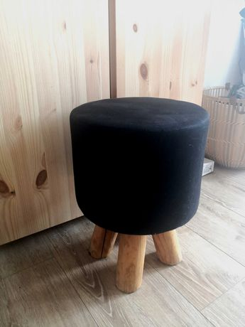 Stylowy taboret /stołek. Skandynawski