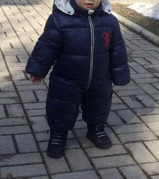 Комбинезон детский Макеевка - изображение 1