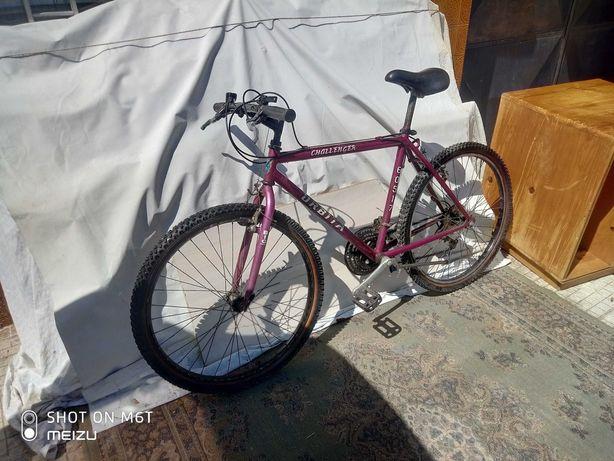 Bicicleta roda  26 Orbita Challenger 18 velocidades