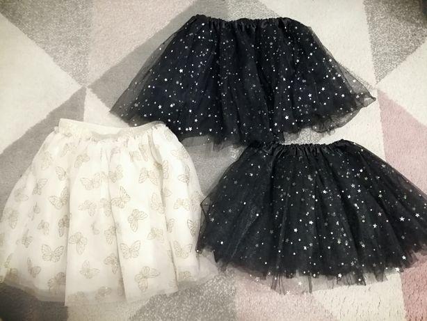 Spódniczki tiulowe  gwiazdki