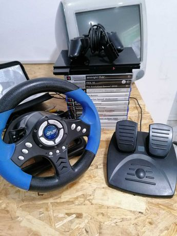 Playstation 2 Preta