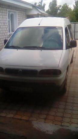 Авто фиат скудо 1,9 Д