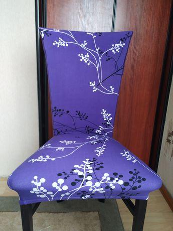 Pokrowce na krzesła 6 szt