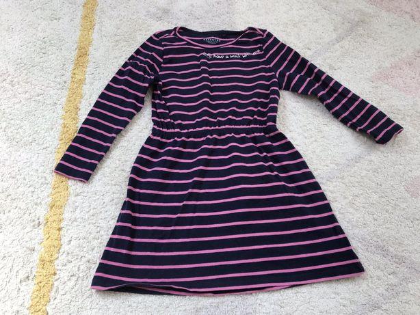 Sukienka Reserved rozmiar 98, długi rękaw
