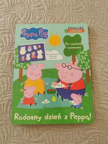 Nowa książka Świnka Peppa Peppa Pig książeczka