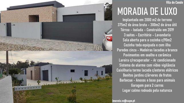 Moradia de luxo - Térrea - Isolada  ( novo preço )