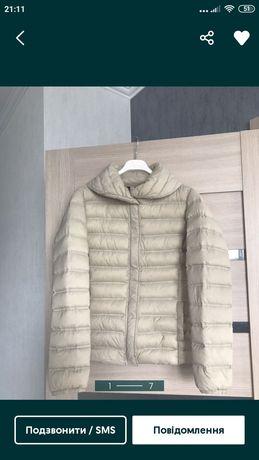 Курточка пуховик Mango