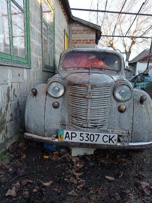 Москвич 401 с документами - 1