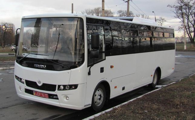 Автобус Aтаман А09216 (турист)