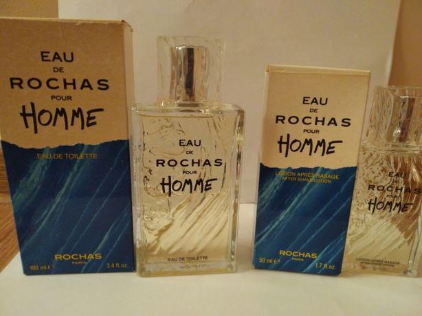 Perfumy Rochas Eau de Rochas Homme Woda toaletowa 100 ml