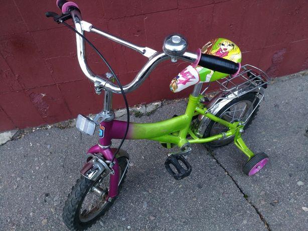 Детский велосипед 2000рублей